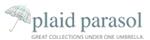 Plaid Parasol Coupon October 2017