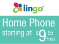 Lingo Home Phone Coupons January 2017