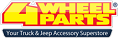 4 Wheel Parts Coupon Codes December 2016