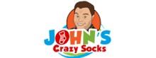 John's Crazy Socks Coupon Codes September 2021