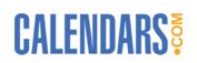 Calendars.com Promo Codes April 2021