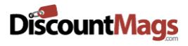 DiscountMags Promo Code October 2021