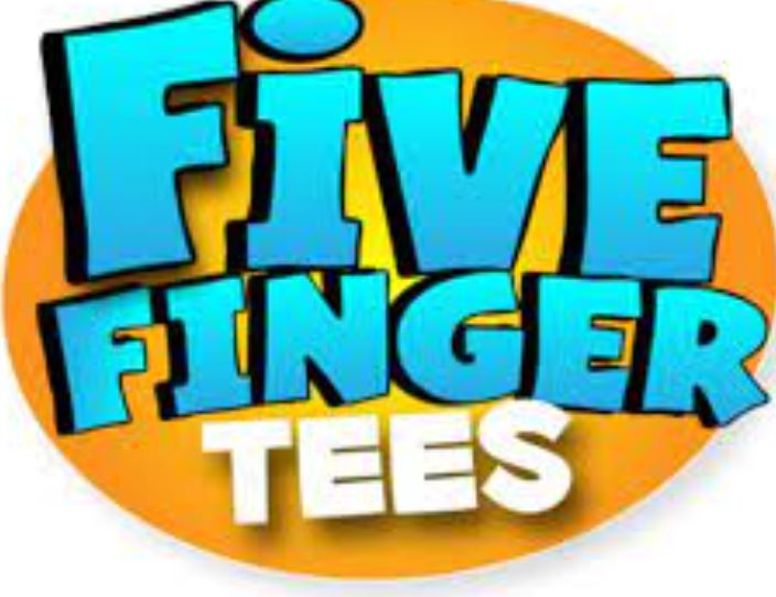 Five Finger Tees Coupon Codes August 2021