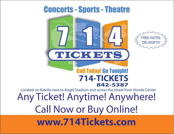 714 Tickets Promo Code October 2021