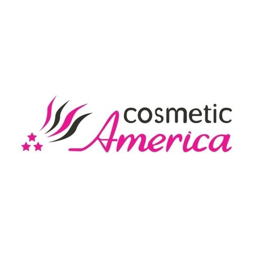 Cosmetic America Promo Codes October 2021